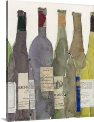 Best Of The Factory Ii Canvas Wall Art Print Wine Home Decor