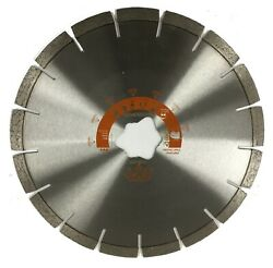 10 Pack 12 Early Entry Diamond Blade For Husqvarna Ab Soff-cut, .250 Thick