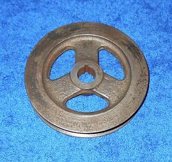 1963 1964 1965 Mustang Falcon Fairlane Comet 260 289 Eaton Power Steering Pulley