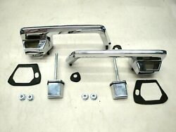 65 66 67 68 Mercury Full Size Outside Door Handles / Buttons New
