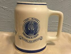 Vintage Schoonhoven Delfts Usa Germany Partners In Peace Stein/mug- Holland 1