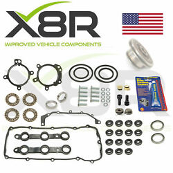 Bmw X3 E83 2003-2006 Double Twin Dual Vanos Seals Repair Set Kit With Gaskets