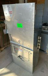 Ctat426ncm8ch Eaton Cutler Hammer 600 Amp 240v 3p Switch In Line Ct Cabinet N3r