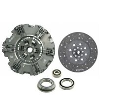 Dual Clutch Kit For Ford New Holland Tl90, Tl90a, Tl100, Tl100a Tractor
