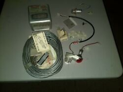 Whelan Partial Strobe Kit Model A413a Hda-df-14 Plus Two Lights And Wiring