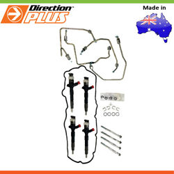 New Direction Plus Diesel Injector Kit For Toyota Hilux Kun16 2008-on