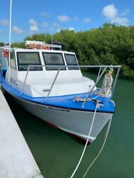 1985 Cruiser with Caterpillar 3126 motor located in Key West