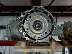 Automatic Transmission Out Of A 2012 Audi Q5 2.0l With 56652 Miles Code Nxx