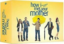 How I Met Your Mother The Complete Series-seasons 1-9 - 28-disc Box Us Seller