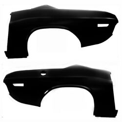 19701971 Challenger Complete Quarter Panel Oe Style Pair Right And Left Side 2pcs