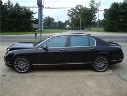 2011 Bentley Continental Flying Spur Speed CLEAN CLEAR TITLE; NOT SALVAGE 2011 Bentley Continental Flying Spur Salvage Rebuildable Repairable Project Wrec
