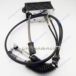 6 Lines Double Cable Throttle Motor 119-0633 For Cat Caterpillar Excavator 311b