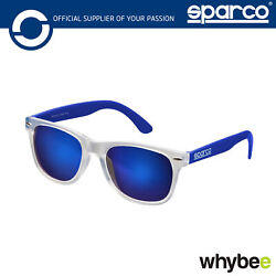 099059 Official Sparco Motorsport Sunglasses With Uv Protection Grey Carry Case