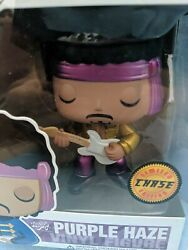 Purple Haze chase Funko Pop. In custom pop protector. 10/10. Will ship insured.