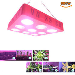LED Grow Light for Indoor Plants Hydroponics Greenhouse Veg and Flower Lamp Bulb