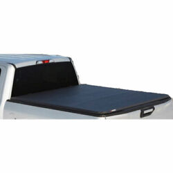 Leer Latitude Sft Sc 3fold Tonneau Cvr For Tacoma 16-20 5and039/60.5in Bed W/rail