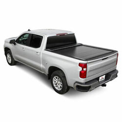 Leer Ricochet Xrt Manual Retract Tonneau Cover For Gm 1500 19-20 6.5and039/79.4 Bed