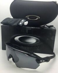 Junior Kids OAKLEY Sunglasses RADAR EV XS PATH OJ9001 07 Black Iridium Polarized $169.95