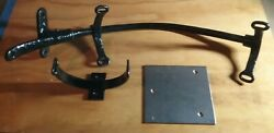Rare Ford Model T Running Board Spare Wheel Carrier / Mount 1911 1912 1913 1914