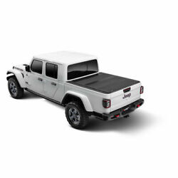 Rugged Ridge Armis Hard Fold W/line-x Bed Cover For Gladiator Jt W/cargo Sys 20