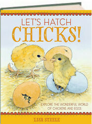 Let#x27;s Hatch Chicks Explore the Wonderful World of Chickens amp; Eggs FREE ship $35