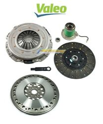 VALEO-STAGE 1 CLUTCH KIT + FLYWHEEL for 11-19 FORD MUSTANG GT 5.0 5.0L BOSS 302