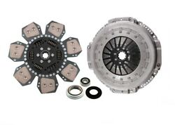 12 1/4 Single Stage Clutch Kit For Case-ih C100 50 60 70 80 90 Cx100 50 60