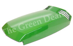 John Deere Complete Hood With Decals For Lx178 Am132526 Am117724 M116038 M1