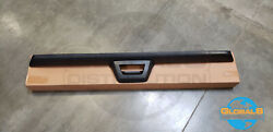 Tailgate Molding For 2007-2013 Chevrolet Avalanche Without Camera Hole