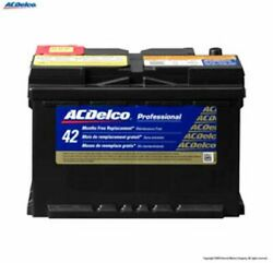 REPLACEMENT BATTERY FOR AC DELCO 48PG 12V