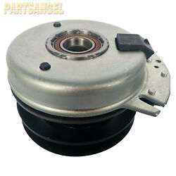 Electric Pto Clutc For Rotary 12621 Lawn Tractor Stens 255-289-upgraded Bearings