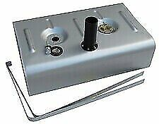 19-151 Holley Sniper Universal Steel Efi Gas Tank Kit With 73-10 Ohm Ford Sender