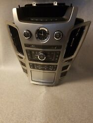 08-14 Cadillac CTS Climate Control XM Radio CD AUX Player Heat Cool Seats OEM