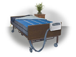 Drive Medical 14060 Med Aire Plus Bariatric Heavy Duty Low Air Loss Mattress Rep