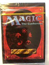 Fourth Edition New Factory Sealed Tournament Deck 60 Cards Nm/m Rg 4rcards