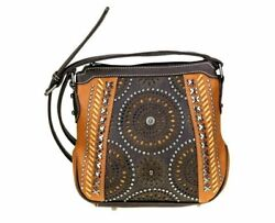 Concealed Carry Purse Western Country Designer Montana West Crossbody Bag New $34.99