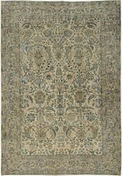 Vintage Handwoven Oriental Rug 5and03911 X 8and03910 E24286