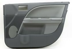New Oem Ford Passenger Front Door Panel Shale 6f9z-7423942-ab Freestyle 2005-07