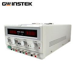 1pc Gwinstek Gpc-1850d Linear Multi-channel Dc Regulated Power Supply W6740 Wx