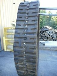 450x86x60 Used Rubber Track 90/100 Rating Bobcat Case Cat New Holland Thomas /