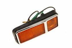 New Side Marker Light Assembly For Triumph Spitfire 1971-1980 Right Front