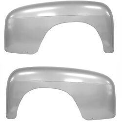 19511952 Ford Pickup Truck Rear Fender Steel Pair Right And Left Side Dynacorn