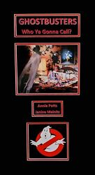 Annie Potts Original Ghostbusters Signed Photograph-matted Ready To Frame