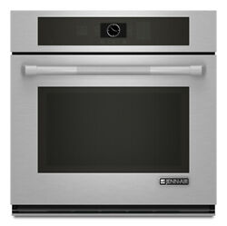 30 Stainless Jenn-air® Single Wall Oven With Multimode Convection Jjw2430wp