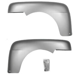19481950 Ford Pickup Truck Front Fender Pair Right And Left Side Steel Dynacorn