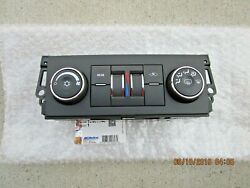 GM GMC CHEVY 22879021 ACDELCO 1574188 A/C HEATER CLIMATE TEMPERATURE CONTROL NEW