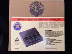 Lionel 1999 Tmcc Sc-2 Switch And Accessory Controller 22980 Mint
