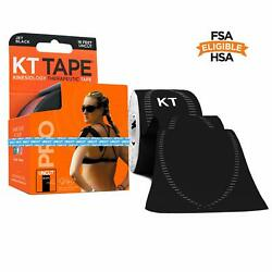 Kt Tape Pro Kinesiology Sports Tape Latex Free Water Resistant Therapeutic
