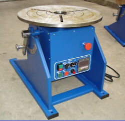 Servetop 300kg 661lbs Automatic Welding Positioner Turntable