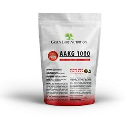 Aakg 1000mg Tablets Great Muscle Pump Fast Regeneration Increased Libido